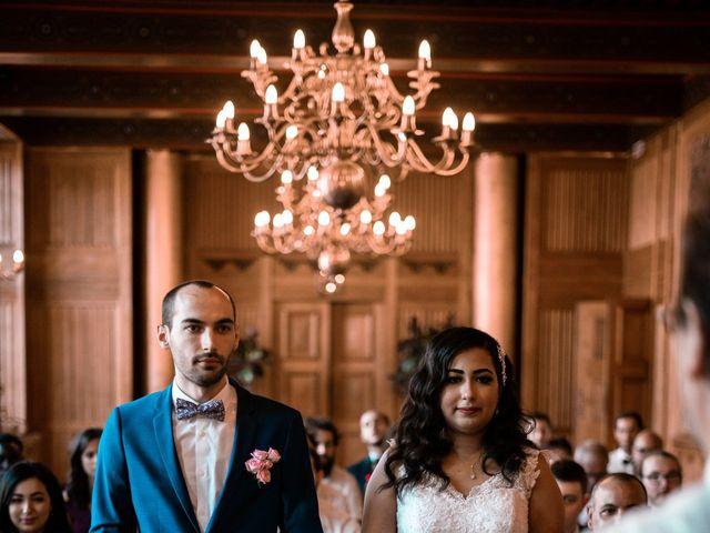 Le mariage de Ludovic et Mouna à Nantes, Loire Atlantique 39