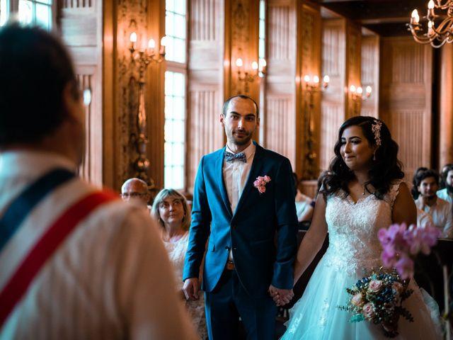 Le mariage de Ludovic et Mouna à Nantes, Loire Atlantique 41
