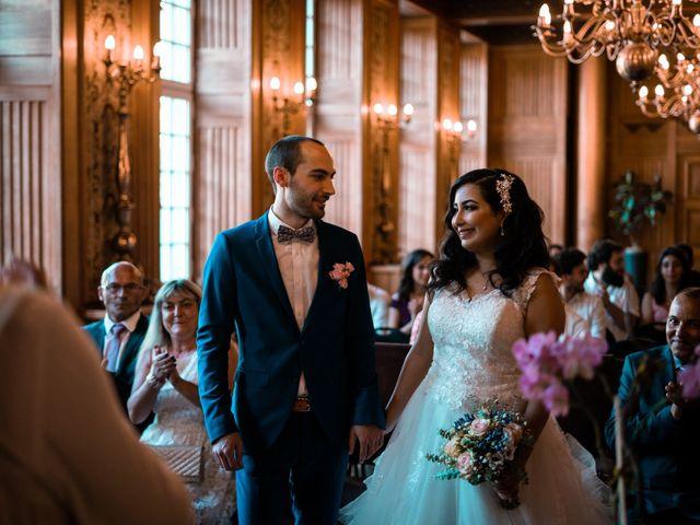 Le mariage de Ludovic et Mouna à Nantes, Loire Atlantique 42