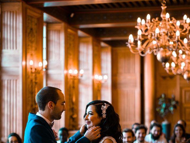 Le mariage de Ludovic et Mouna à Nantes, Loire Atlantique 43