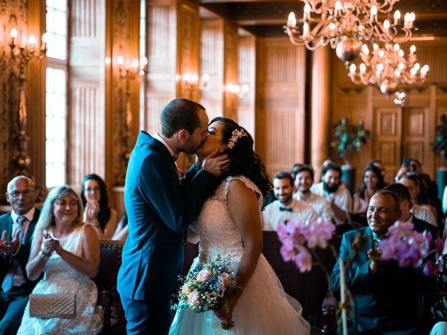 Le mariage de Ludovic et Mouna à Nantes, Loire Atlantique 44