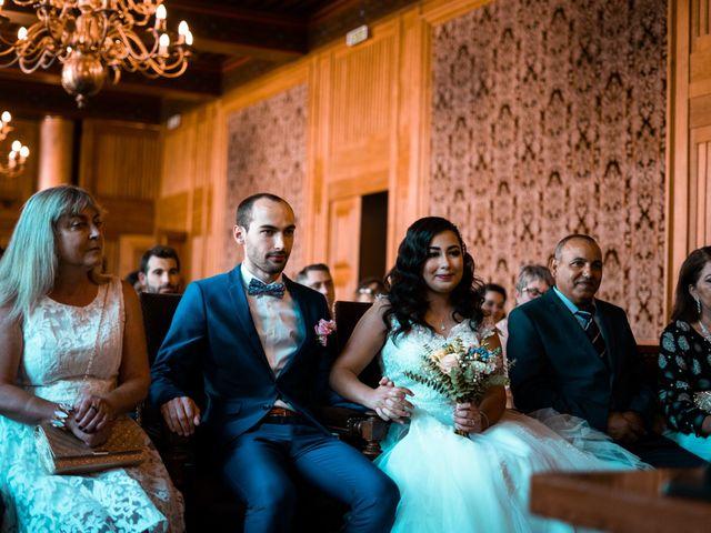 Le mariage de Ludovic et Mouna à Nantes, Loire Atlantique 45