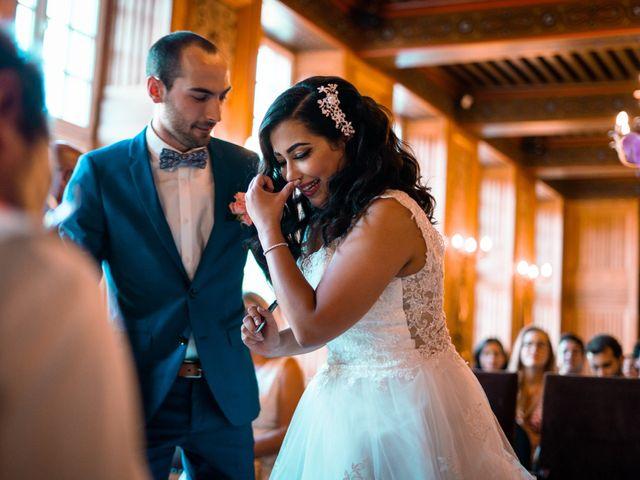 Le mariage de Ludovic et Mouna à Nantes, Loire Atlantique 49