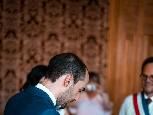 Le mariage de Ludovic et Mouna à Nantes, Loire Atlantique 55