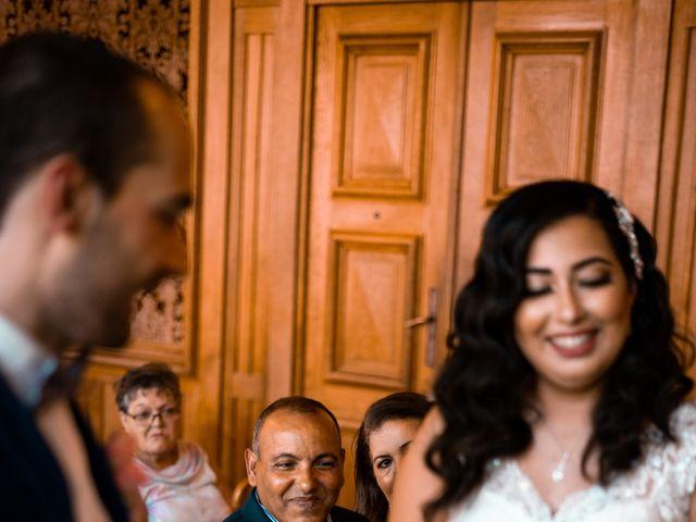 Le mariage de Ludovic et Mouna à Nantes, Loire Atlantique 56