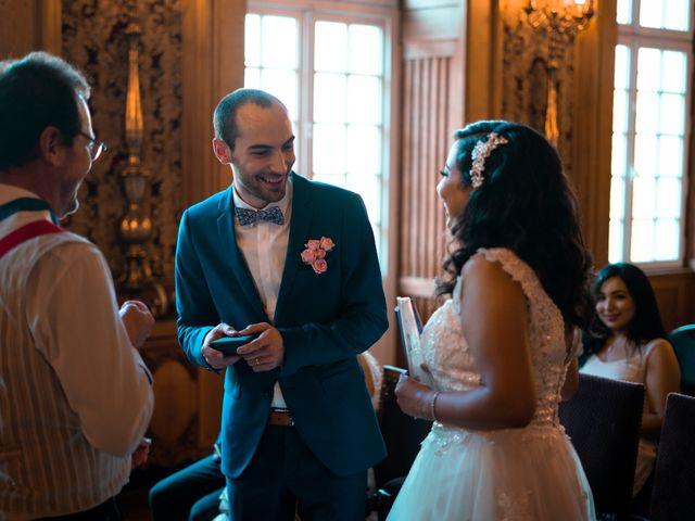 Le mariage de Ludovic et Mouna à Nantes, Loire Atlantique 61
