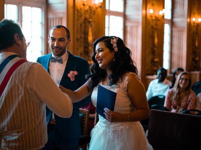 Le mariage de Ludovic et Mouna à Nantes, Loire Atlantique 62