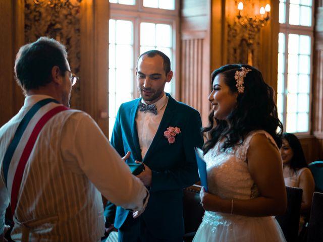 Le mariage de Ludovic et Mouna à Nantes, Loire Atlantique 63