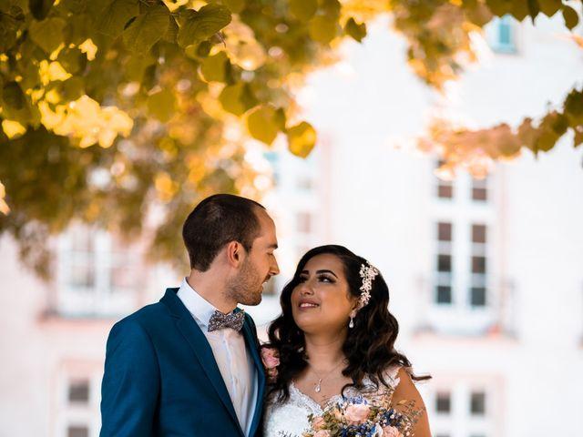 Le mariage de Ludovic et Mouna à Nantes, Loire Atlantique 73