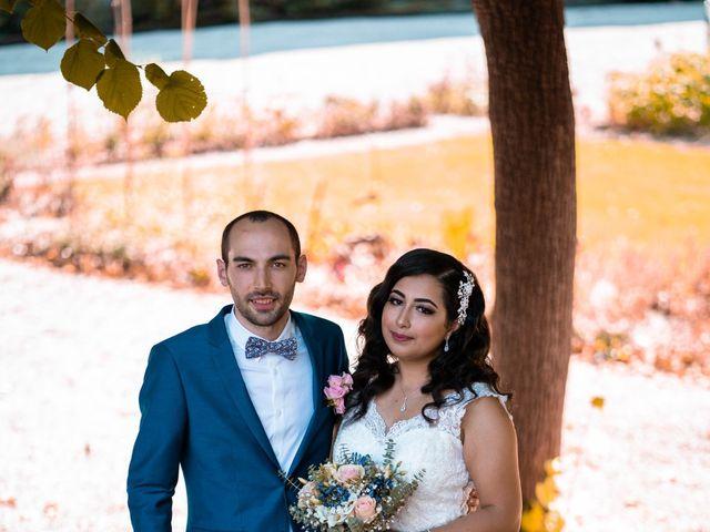Le mariage de Ludovic et Mouna à Nantes, Loire Atlantique 75