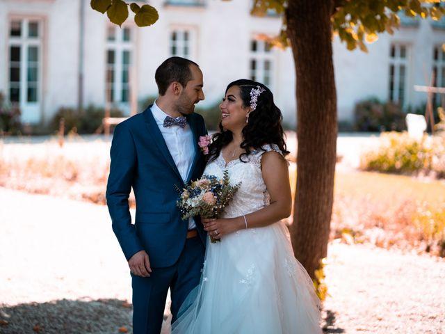 Le mariage de Ludovic et Mouna à Nantes, Loire Atlantique 77