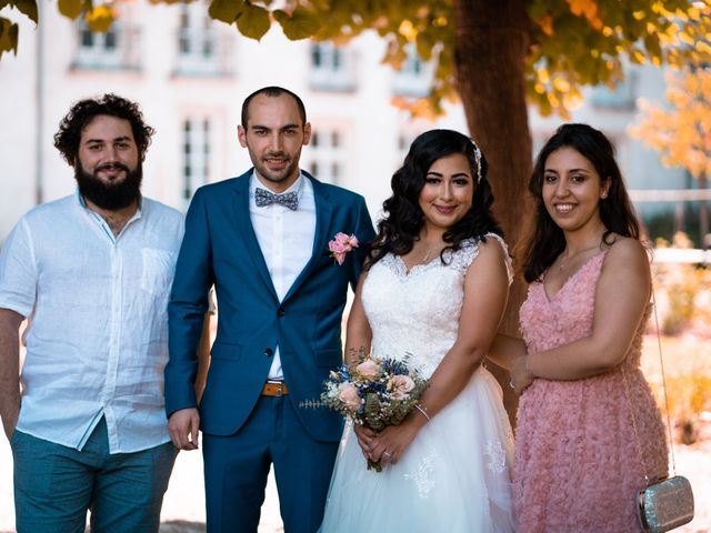 Le mariage de Ludovic et Mouna à Nantes, Loire Atlantique 78