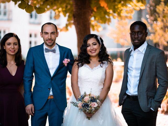 Le mariage de Ludovic et Mouna à Nantes, Loire Atlantique 79