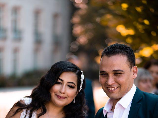 Le mariage de Ludovic et Mouna à Nantes, Loire Atlantique 83