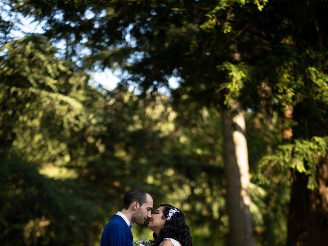 Le mariage de Ludovic et Mouna à Nantes, Loire Atlantique 94