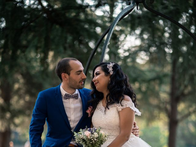Le mariage de Ludovic et Mouna à Nantes, Loire Atlantique 98