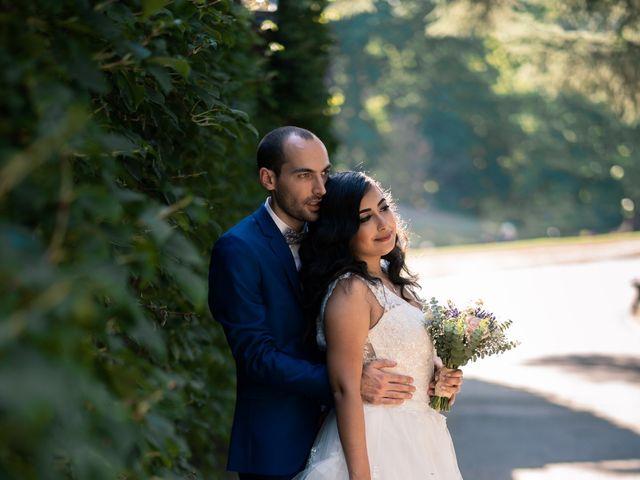 Le mariage de Ludovic et Mouna à Nantes, Loire Atlantique 103