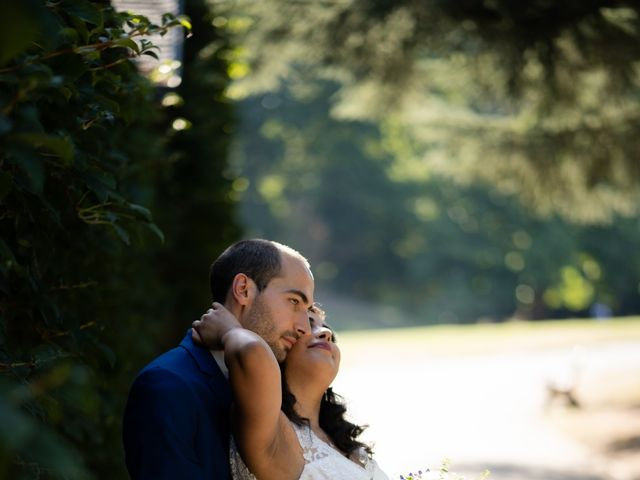 Le mariage de Ludovic et Mouna à Nantes, Loire Atlantique 105