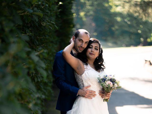 Le mariage de Ludovic et Mouna à Nantes, Loire Atlantique 106