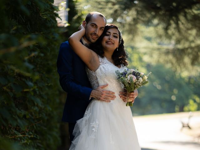 Le mariage de Ludovic et Mouna à Nantes, Loire Atlantique 107