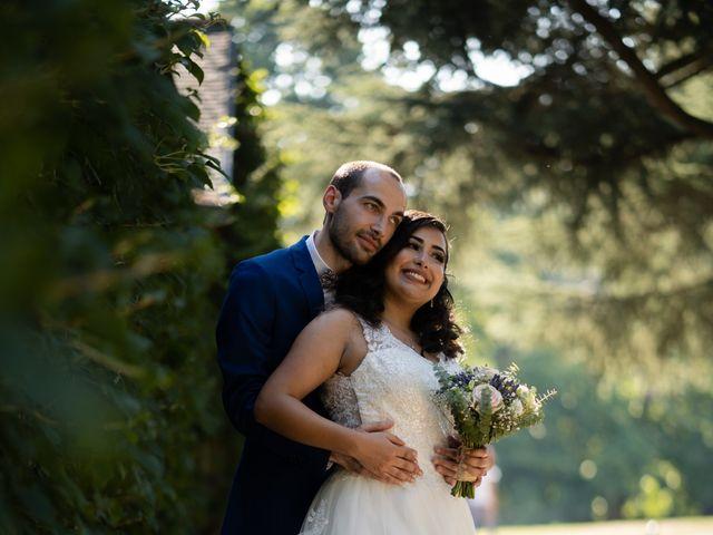 Le mariage de Ludovic et Mouna à Nantes, Loire Atlantique 108