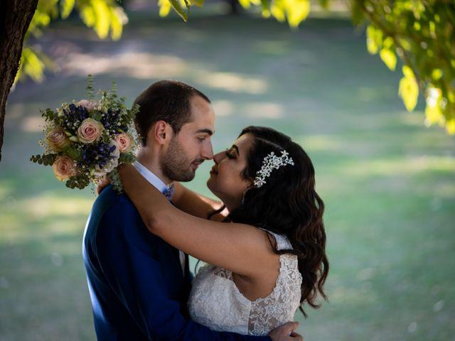 Le mariage de Ludovic et Mouna à Nantes, Loire Atlantique 113