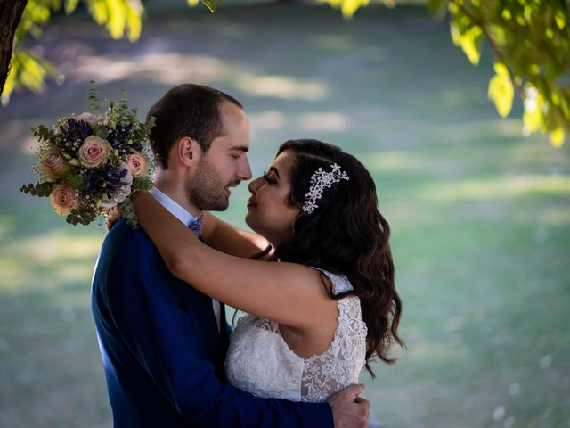 Le mariage de Ludovic et Mouna à Nantes, Loire Atlantique 114