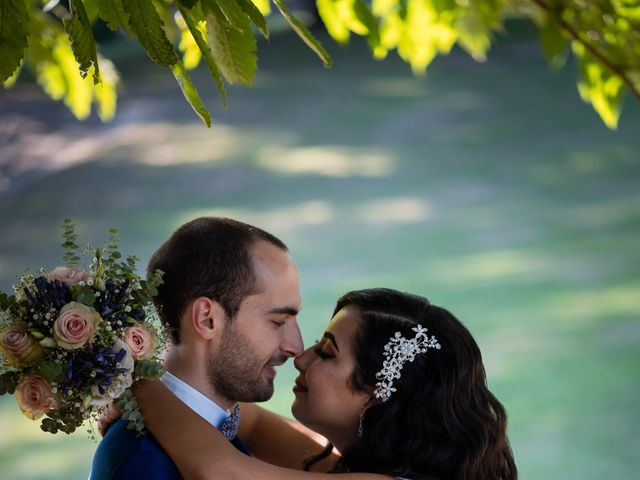 Le mariage de Ludovic et Mouna à Nantes, Loire Atlantique 115