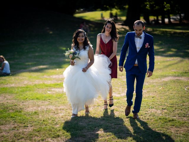Le mariage de Ludovic et Mouna à Nantes, Loire Atlantique 116