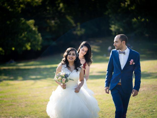Le mariage de Ludovic et Mouna à Nantes, Loire Atlantique 117