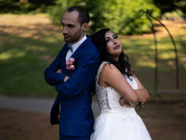 Le mariage de Ludovic et Mouna à Nantes, Loire Atlantique 119