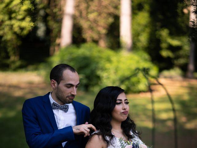 Le mariage de Ludovic et Mouna à Nantes, Loire Atlantique 120