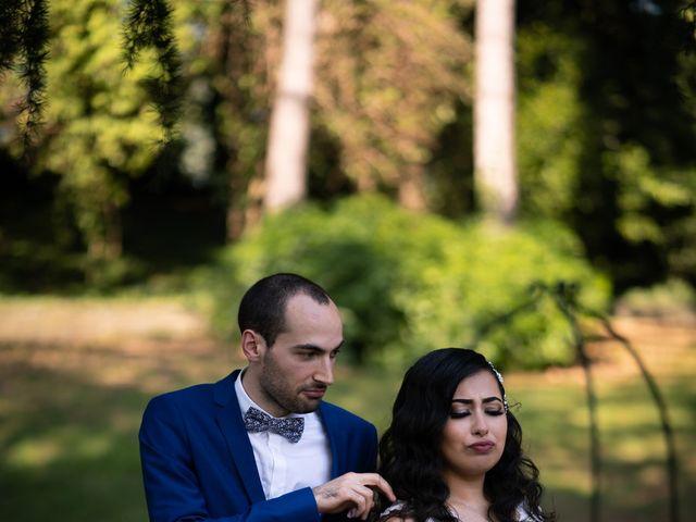 Le mariage de Ludovic et Mouna à Nantes, Loire Atlantique 121