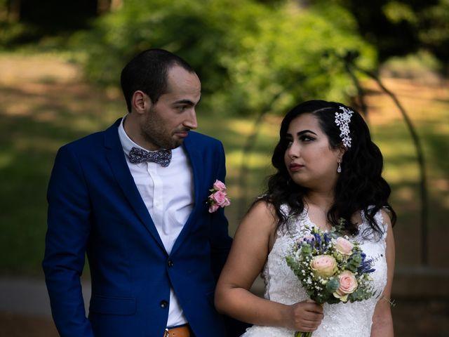 Le mariage de Ludovic et Mouna à Nantes, Loire Atlantique 122