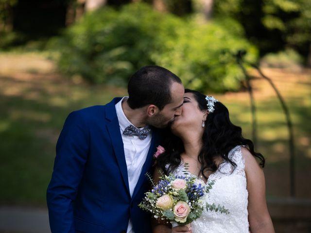Le mariage de Ludovic et Mouna à Nantes, Loire Atlantique 123