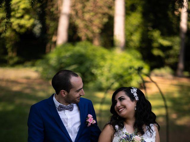 Le mariage de Ludovic et Mouna à Nantes, Loire Atlantique 124