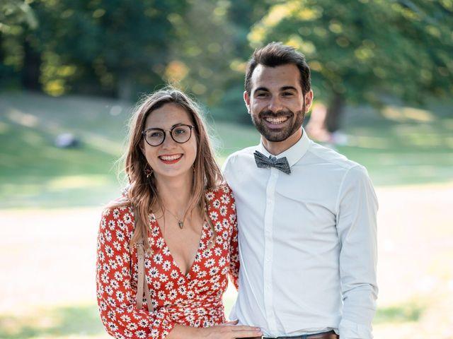 Le mariage de Ludovic et Mouna à Nantes, Loire Atlantique 129