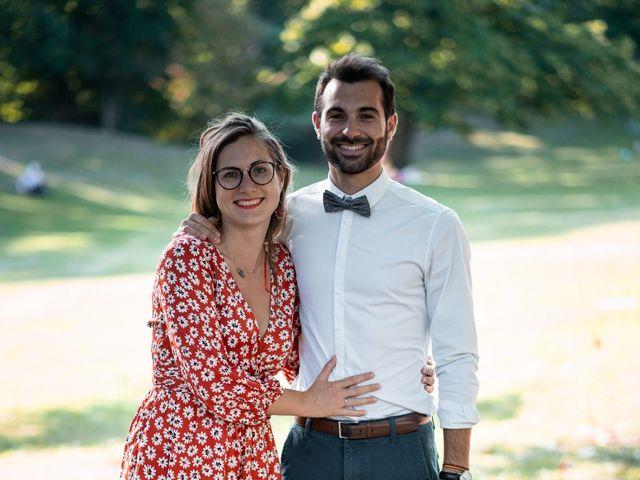 Le mariage de Ludovic et Mouna à Nantes, Loire Atlantique 130