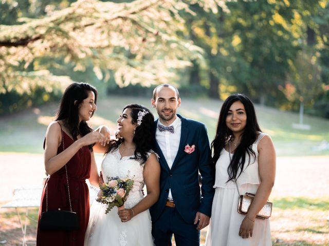 Le mariage de Ludovic et Mouna à Nantes, Loire Atlantique 132