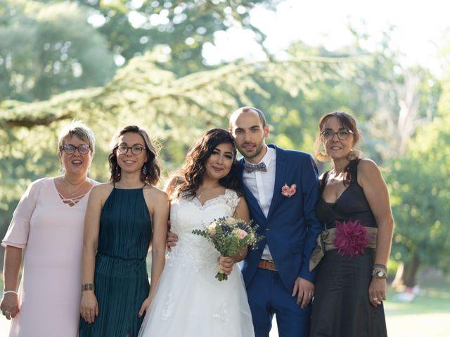 Le mariage de Ludovic et Mouna à Nantes, Loire Atlantique 135
