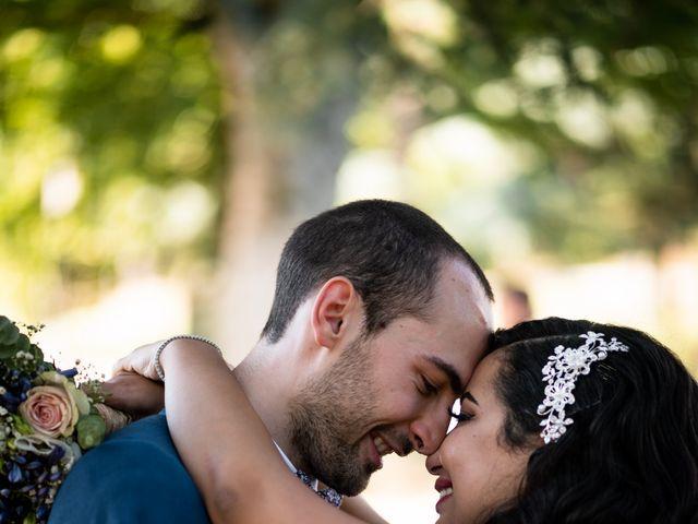 Le mariage de Ludovic et Mouna à Nantes, Loire Atlantique 138