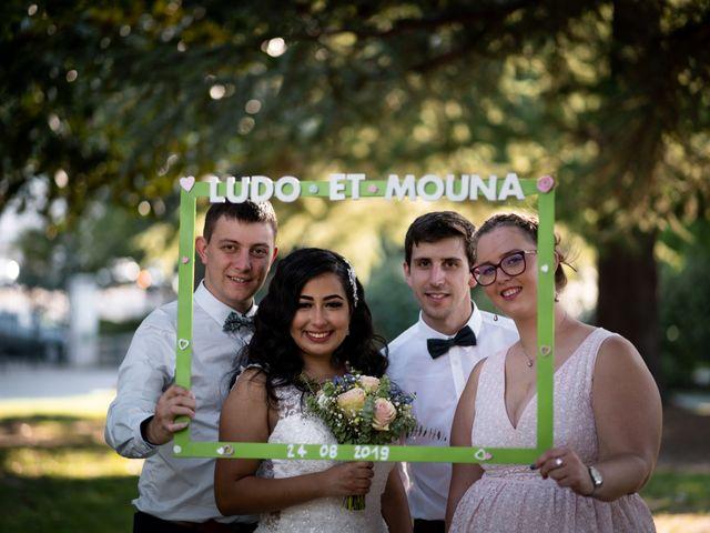 Le mariage de Ludovic et Mouna à Nantes, Loire Atlantique 150
