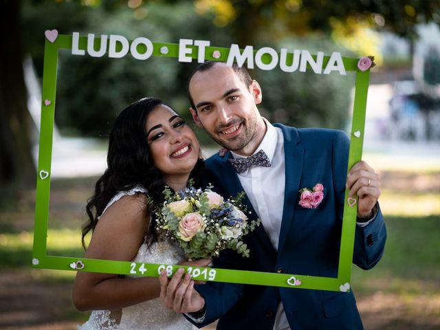Le mariage de Ludovic et Mouna à Nantes, Loire Atlantique 152