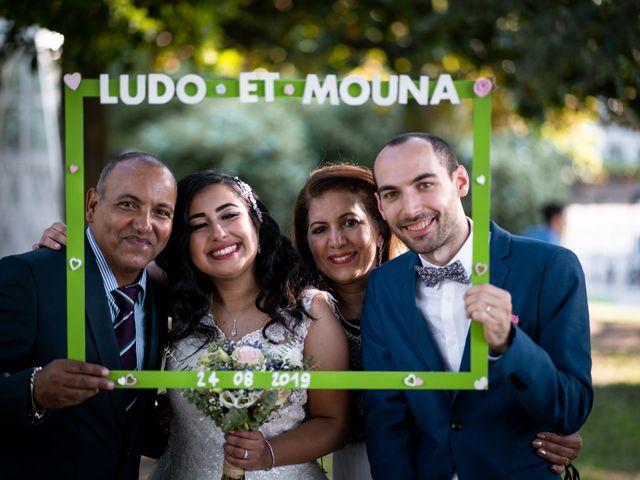 Le mariage de Ludovic et Mouna à Nantes, Loire Atlantique 153