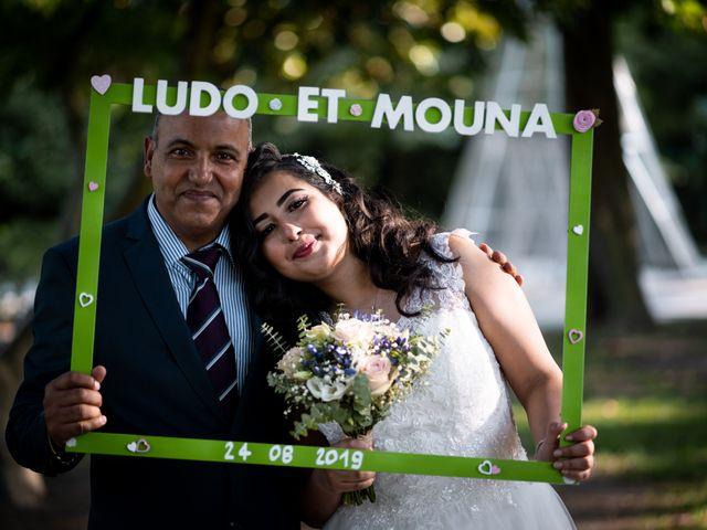Le mariage de Ludovic et Mouna à Nantes, Loire Atlantique 154