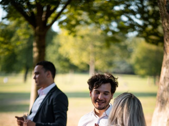 Le mariage de Ludovic et Mouna à Nantes, Loire Atlantique 180