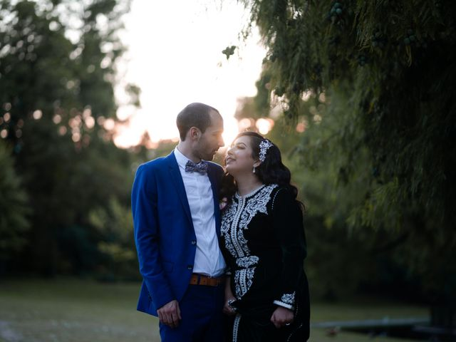 Le mariage de Ludovic et Mouna à Nantes, Loire Atlantique 217