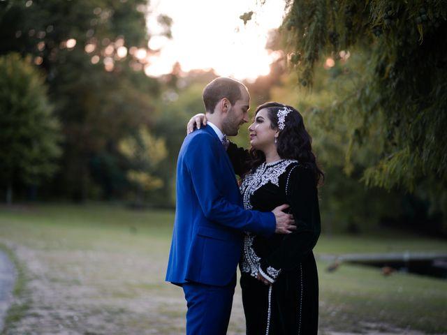 Le mariage de Ludovic et Mouna à Nantes, Loire Atlantique 218