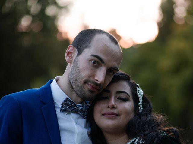 Le mariage de Ludovic et Mouna à Nantes, Loire Atlantique 222