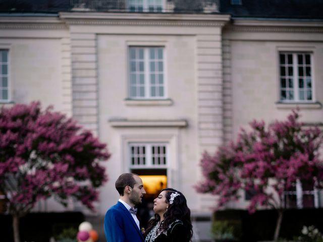 Le mariage de Ludovic et Mouna à Nantes, Loire Atlantique 223